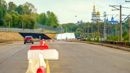 С ветерком через «Серебряный бор»: какой будет дорога-дублер Горьковского шоссе