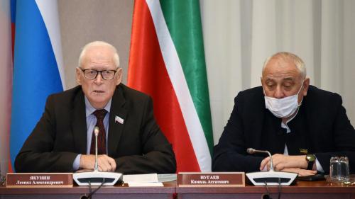 Соцрасходы и цифровизация: Госсовет Татарстана готов рассмотреть бюджет на 2022 год