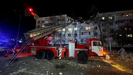 Взрыв газа в жилом доме в Набережных Челнах: хроника происшествия