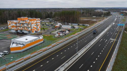 «Летучие голландцы» российских дорог: без водителя, но с головой
