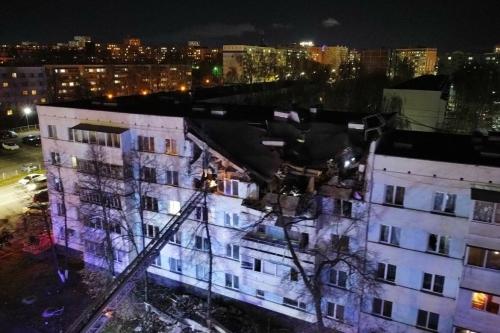 Квартира была отключена от газа 11 лет: Следком назвал причины взрыва в доме в Челнах