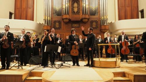 Испанский колорит на казанской сцене: Госоркестр РТ дал концерт «Виртуозы гитары»