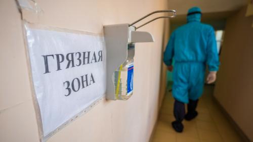«Пока не заболеешь – не поймешь, как это страшно»: репортаж из Covid-госпиталя Буинска