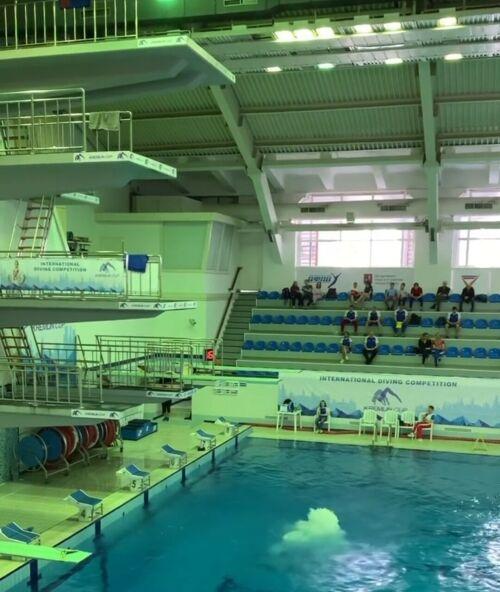 Спортсмен из Казани получил тяжелую травму на турнире по прыжкам в воду в Москве