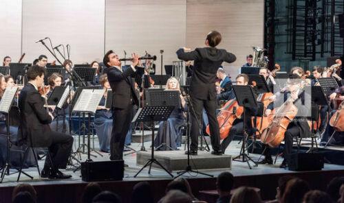 Национальный симфонический оркестр Башкирии впервые приехал в Казань