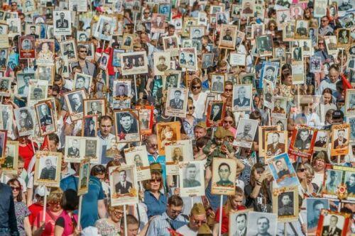 «Бессмертный полк» в России перенесли на 24 июня