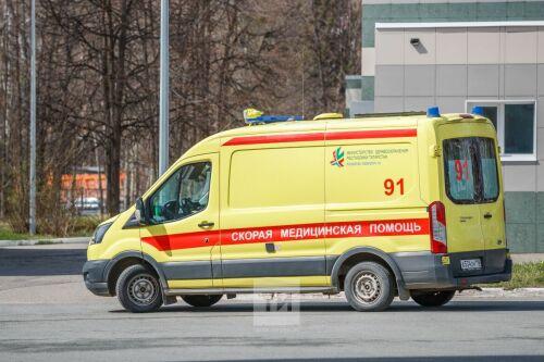 Врач ДРКБ сообщил, кого из пострадавших школьников везут из Казани в Москву
