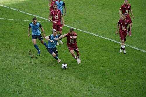 «Рубин» сыграл вничью с «Ротором», финишировал на 4-м месте в РПЛ и сыграет в еврокубке