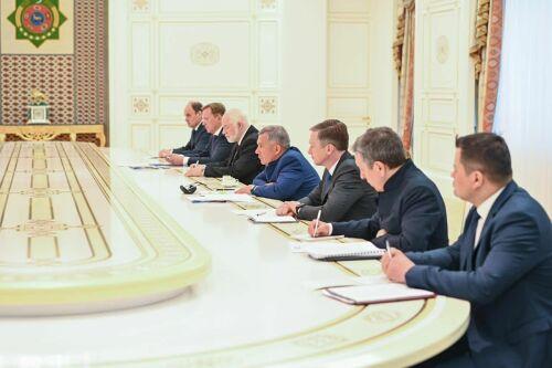 Татарстан и Туркменистан планируют расширять экономическое сотрудничество