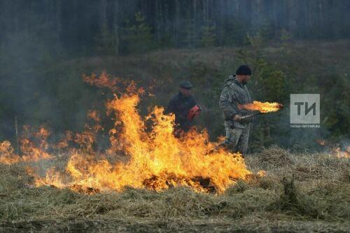 Штормовое предупреждение в Татарстане продлено до 1 июля