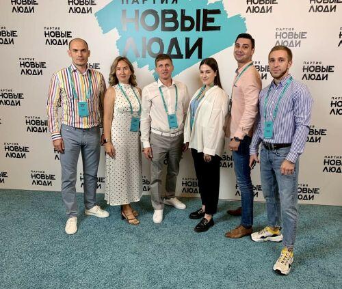 Партия «Новые люди» выдвинула в Госдуму кандидатов от Татарстана