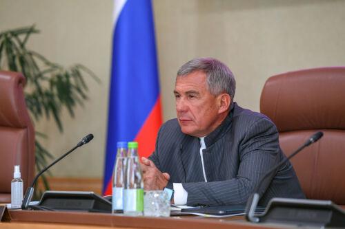 Минниханов: Подготовка к I Играм стран СНГ в Казани вышла на финишную прямую