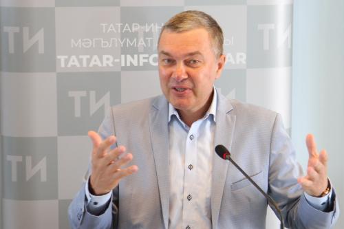 Ренат Валиуллин: «В Петербурге нет Центральной мечети, есть Татарская»