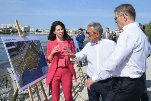 «Безобразное отношение»: Минниханов раскритиковал глав районов за плохое состояние парков