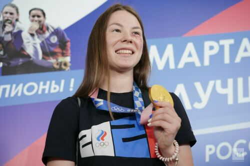 Марта Мартьянова: «Буду тренироваться и идти к следующей Олимпиаде»