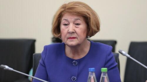 Зиля Валеева: Все закрытые участки Татарстана обеспечат наблюдателями на думских выборах