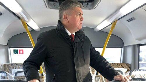 Родная гавань: автобусы КАМАЗа вернутся на маршруты в Набережные Челны