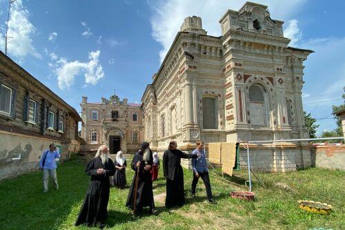 Старообрядцы, заручившись поддержкой Минтимера Шаймиева, просят возродить храм 1908 года