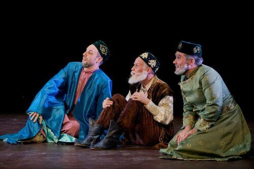 Казанская консерватория впервые представила москвичам комедию «Ходжа Насреддин»