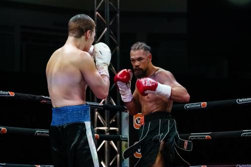 Бои на Кубок Казанского Кремля по боксу