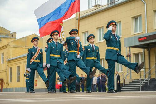 14 лет под надежной защитой Казанского батальона по охране ВГО