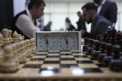 В «УНИКСе» открылся шахматный клуб имени Анатолия Карпова