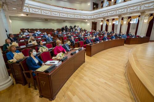 Минтимер Шаймиев встретился с участниками проекта сети школ «Адымнар»