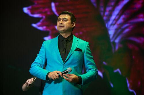 В КЦ «Чулпан» накануне прошел концерт Рустама Асаева