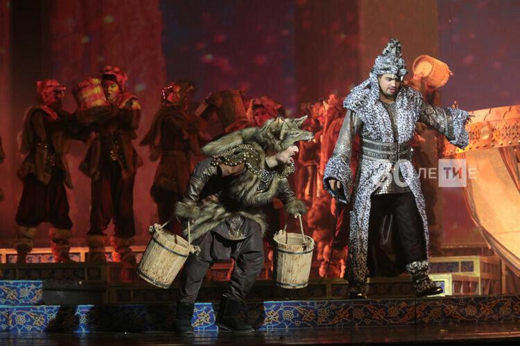 Редко, но метко: мюзикл «Алтын Казан» возвращается на сцену Татарского театра оперы и балета