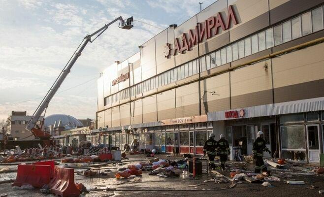 Стали известны подробности расследования дела о пожаре в ТК «Адмирал»