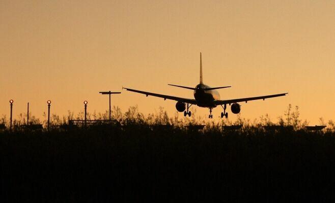 В Казани сел самолет из Краснодара, круживший почти час над аэропортом