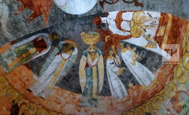 Ученые Казани ищут параллели между Успенским собором Свияжска и храмом Василия Блаженного в Москве