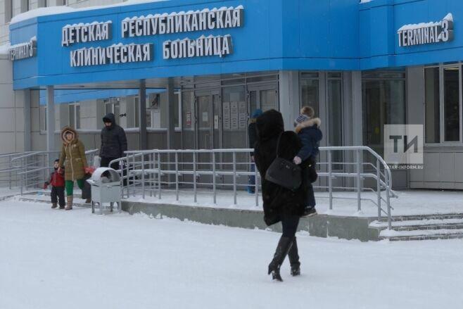 Состояние сбитого в Казани пьяным водителем 4-летнего мальчика среднетяжелое