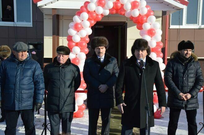 В Лаишевском районе Татарстана сдали в эксплуатацию два новых жилых дома