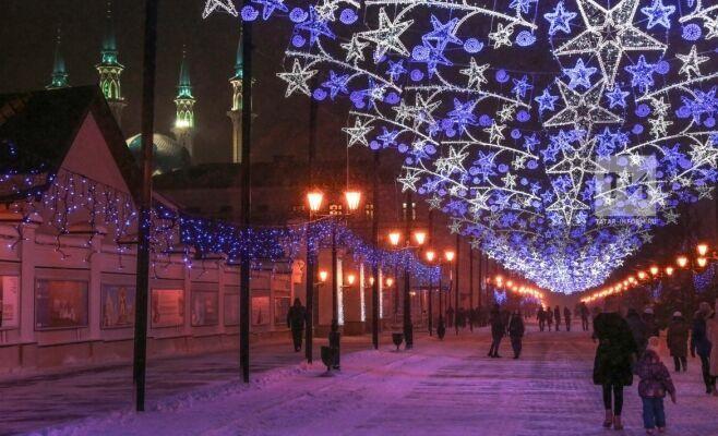 30-градусные морозы пообещали синоптики Татарстана