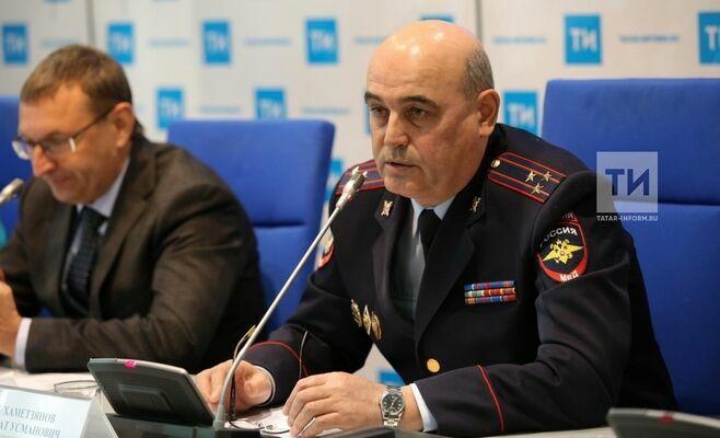 В новогодние праздники на дорогах Татарстана погибли 13 человек