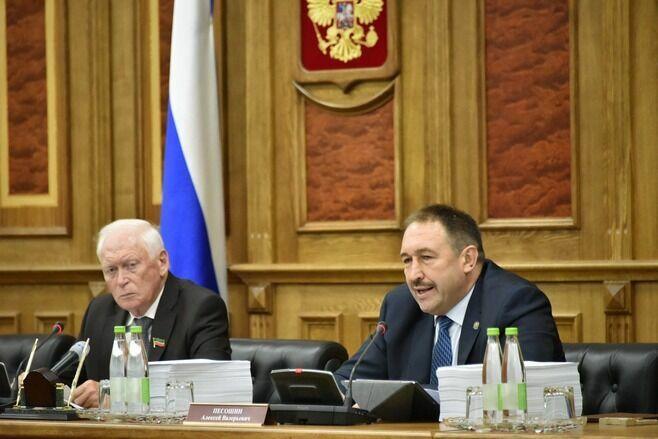 Алексей Песошин: Каждый бюджетный рубль должен выполнять конкретную отраслевую задачу