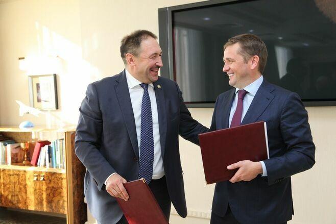 Татарстан и Федеральное агентство по рыболовству подписали Соглашение о взаимодействии