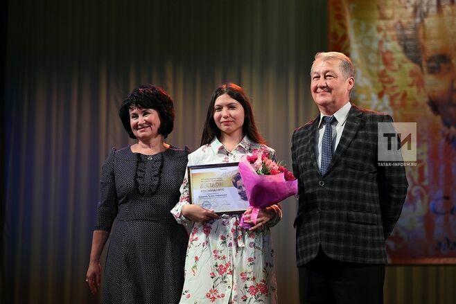 В Альметьевске вручили премию имени Сажиды Сулеймановой