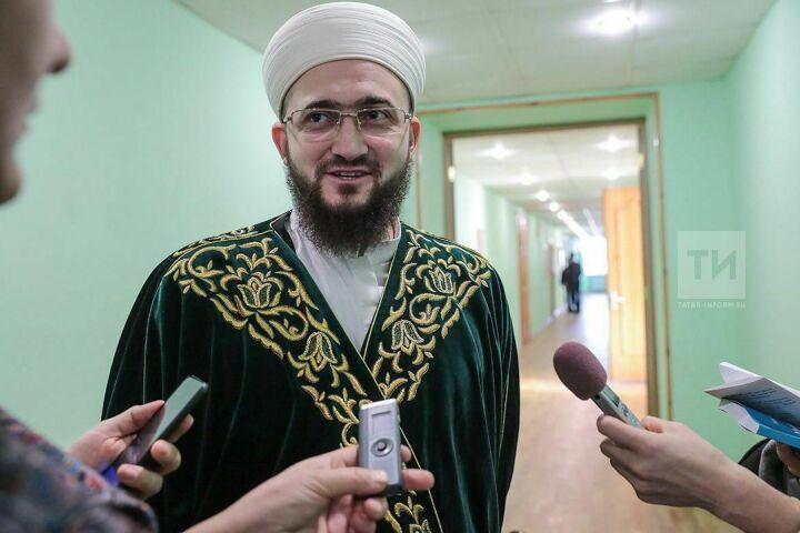 Муфтий РТ: Габдулхак Саматов сыграл неоспоримую роль в возрождении традиционного ислама