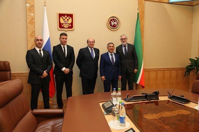 Татарстан и турецкая компания «Полимекс» запланировали совместные проекты