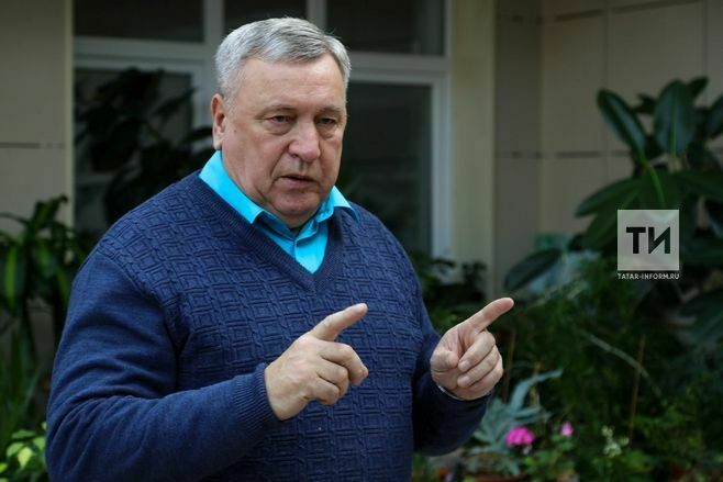 Владимир Вавилов стал лауреатом Госпремии в области благотворительности