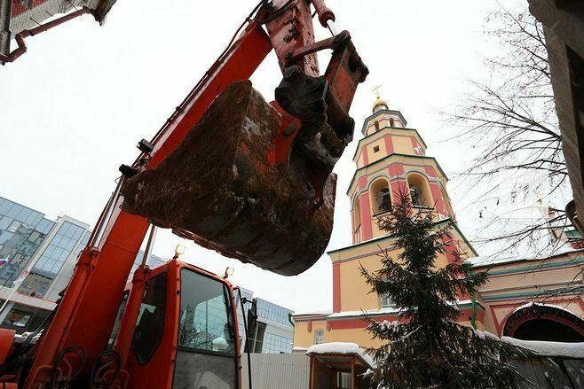 В Казани началось строительство второго корпуса православной гимназии