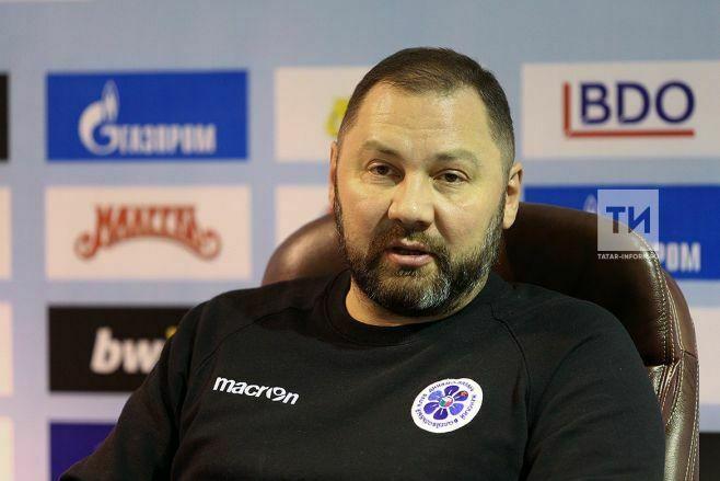Ришат Гилязутдинов: «Мы можем играть и побеждать на любой площадке»