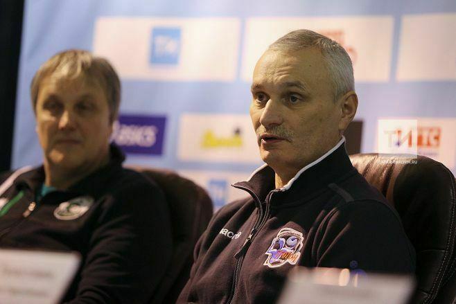 Главный тренер «Протона»: «Для нас достижением в Кубке России будут медали любого достоинства»