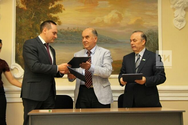 ТПП РТ, Минэкономики РТ и Совет муниципальных образований договорились сотрудничать в сфере бизнеса
