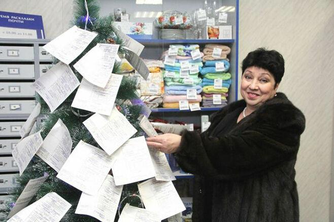 Жители Васильево подарили малообеспеченным семьям подписки на газеты