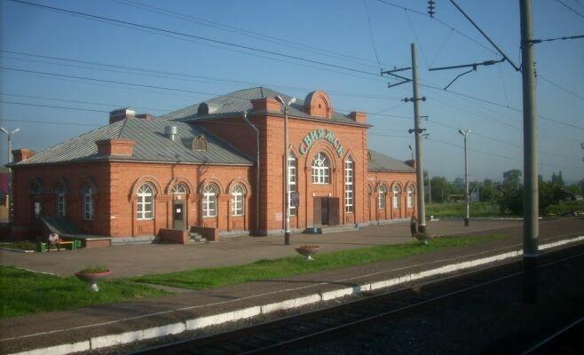 Пассажиров от станции Свияжск до острова-града будут доставлять автобусами