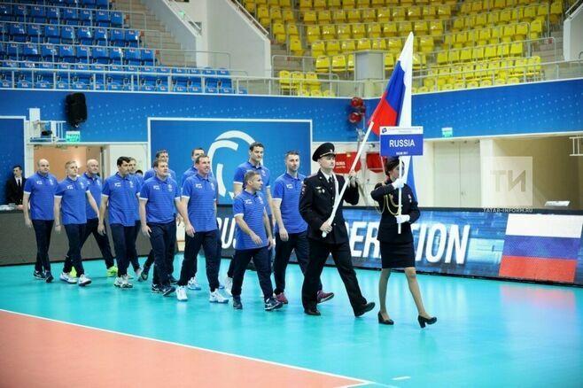 В Казани стартовала квалификация чемпионата Европы по волейболу среди полицейских