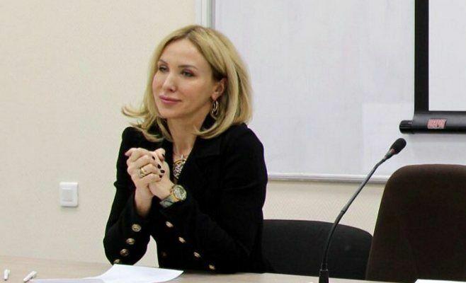 Диетолог Татьяна Кириллова выступила с лекцией в Казани